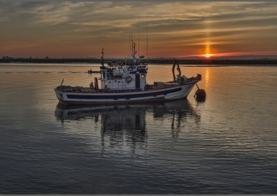 Nepovratna sredstva za naložbe v ribiška plovila ali opremo za posameznike