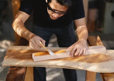 Uvajanje novih ali izboljšanih izdelkov na področju predelave in obdelave lesa in lesnih tvoriv