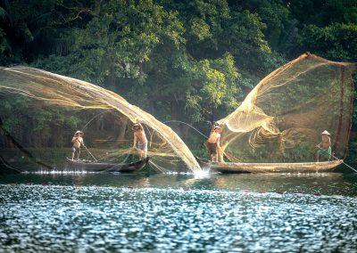 Nepovratna sredstva za naložbe v nove obrate in povečevanje ter posodabljanje obstoječih obratov za predelavo ribiških proizvodov in proizvodov iz akvakulture
