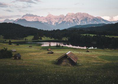 Sofinanciranje izvedbe ukrepov za povečanje energetske učinkovitosti in rabe obnovljivih virov energije v planinskih kočah